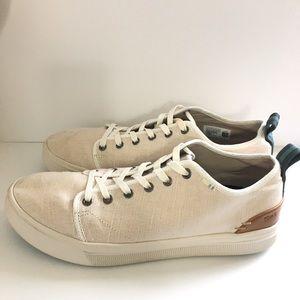 Toms Men's Trvl Lite Canvas Sneakers